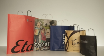 "Bolsas de papel ""ONE BAG ®"""